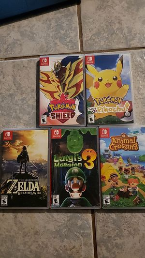 Switch games for Sale in Philadelphia, PA