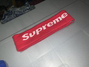 Supreme red headband for Sale in La Grange Highlands, IL