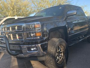 2015 Chevy 1500 Rare Black Widow edition for Sale in Scottsdale, AZ