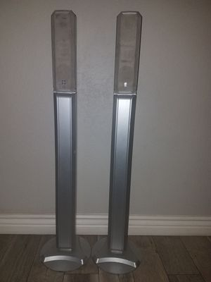Standing Yamaha speakers for Sale in Peoria, AZ