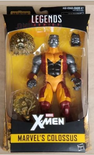 Marvel Legends Colossus Collectible Action Figure Toy with Warlock Build a Figure Piece for Sale in Chicago, IL