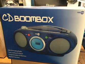 Personal CD boombox for Sale in Chantilly,  VA