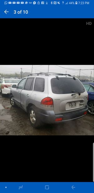Sentra. Escape,Honda pilot,Nissan Sentra, Hyundai santafe all for parts. for Sale in Shelton, CT