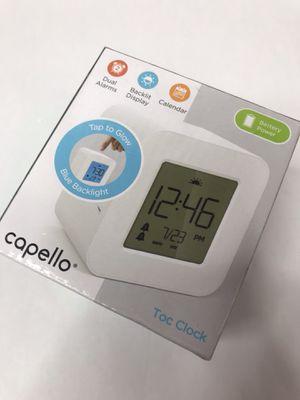 Capello Alarm Clock for Sale in Germantown, MD