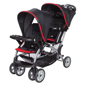 BABY TREND DOUBLE STROLLER for Sale in Brook Park, OH