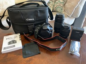 Canon EOS Rebel T6 for Sale in Fort Bragg, NC