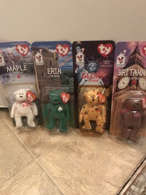 McDonald's ty country beanie baby set 1997 for Sale in Hilliard, OH
