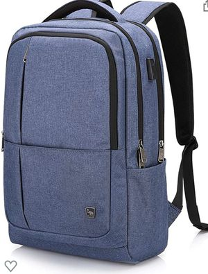 Laptop Backpack 17 Inch Business 17.3 Inch Bagpack Travel Large School Bookbag for Sale in Elk Grove, CA