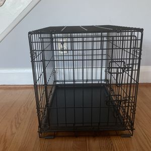 "24"" Crate For Puppy Or Small Dog for Sale in Baltimore, MD"