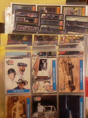 Vintage Early 1990s Nascar Trading Cards for Sale in Gainesville, VA