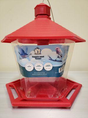 """HOPPER"" BIRD FEEDER - firm price. for Sale in Alexandria, VA"