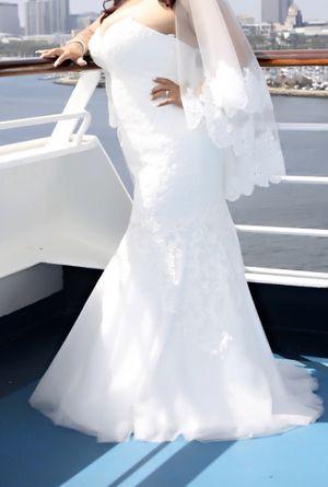 Bride Dress for Sale in Fontana, CA