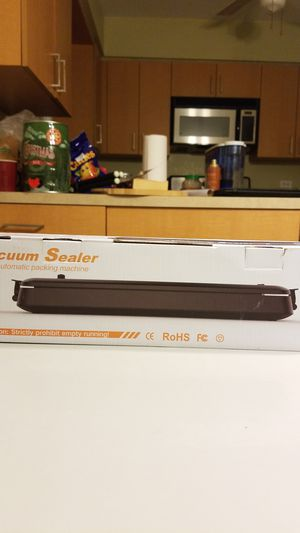 Vacuum sealer for Sale in Chicago, IL