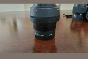 Sigma DC DN F1.4 30MM Sony e-mount for Sale in Columbus, GA