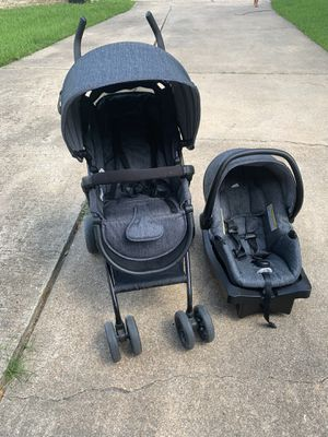 Stroller and car seat with base for Sale in Friendswood, TX
