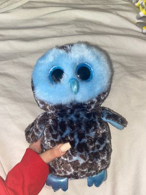 ty beanie boo owl plushie for Sale in Poway, CA