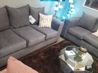 💥FABRIC SOFA AND LOVESEAT for Sale in Irving,  TX