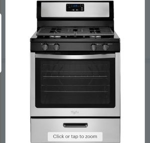 Whirlpool Appliances Package (Brand new Freestanding Range, Front controlled Dishwasher and Over the Range Microwave) for Sale in Corona, CA