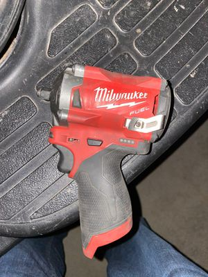 Milwaukee m12 3/8 stubby impact wrench for Sale in Westminster, CA