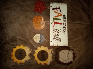 Fall decor for Sale in Columbia, VA