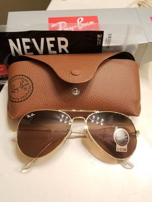Brown/Gold Sunglasses for Sale in Norcross, GA