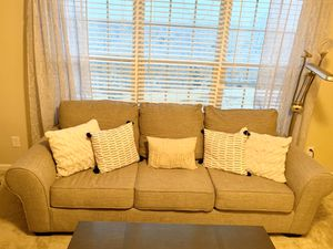 Lightly used couch for Sale in Kernersville, NC