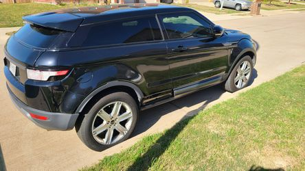 Range Rover Evoque 2Dr.    ( Rebuilt Title ) for Sale in Fort Worth, TX