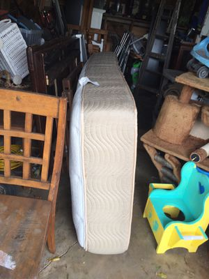 "Twin size mattress over 10"" thick for Sale in Corpus Christi, TX"