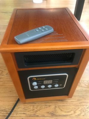 Dr Infrared Heater - Portable Space Heater (4) for Sale in San Francisco, CA