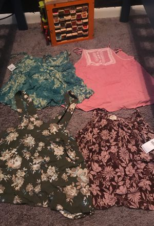 O'NEILL girls size small summer shirts for Sale in Largo, FL