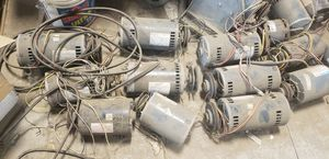 3 Phase Motors Used.... 1hp - 7hp Sizes for Sale in Manteca, CA