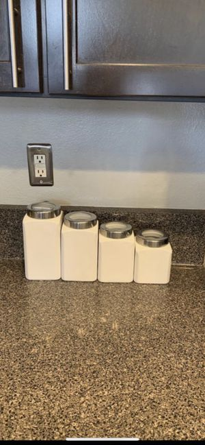 Kitchen canisters for Sale in Fontana, CA