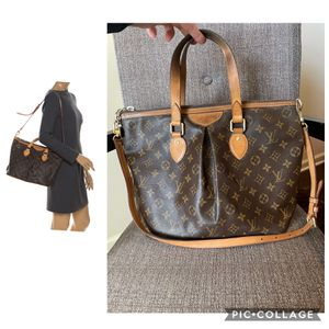 Authentic Louis Vuitton Palermo MM for Sale in Hiram, GA