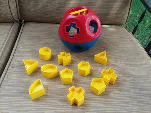 Tupperware Shape Sorter Parts for Sale in West York, PA
