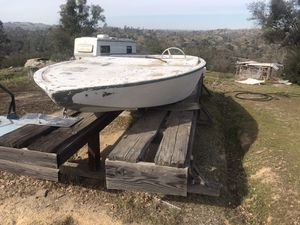 1960s spico flat bottom race boat for Sale in Friant, CA