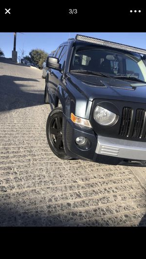 Jeep patriot 2007 limited 4x4 for Sale in San Diego, CA