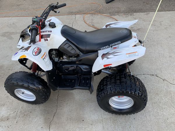 2006 Polaris Predator 90 For Sale In Perris  Ca