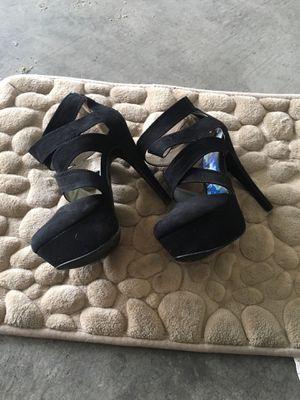 Black heels for Sale in Las Vegas, NV