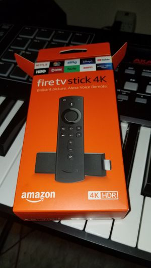 Amazon Fire Stick 4k for Sale in Somerville, MA