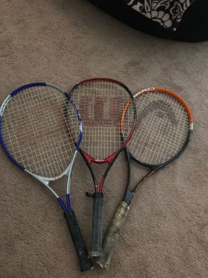 Tennis rackets for Sale in Orlando, FL