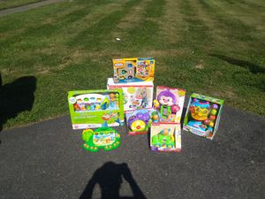 Misc baby/toddler toys still in box for Sale in Warwick, PA