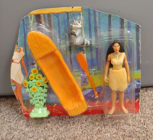 Vintage Pocahontas Action Figure Collectiable New In The Box for Sale in Burlington, NC