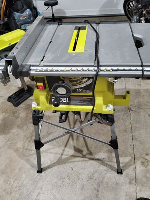 Ryobi table saw for Sale in Portland, OR