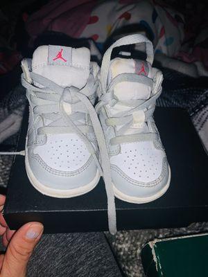 Toddler girl Jordan size 4 for Sale in West Covina, CA