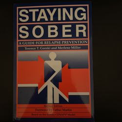 Staying Sober for Sale in La Puente,  CA