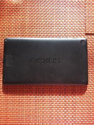 Nexus tablet for Sale in San Diego, CA