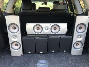 3 paradigm cinema 220 v3 speakers for Sale in Oceanside, CA