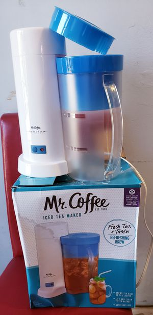 mr coffee fresh tea maker for Sale in Los Angeles, CA