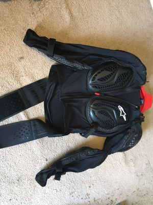 Alpinestars bionic action jacket for Sale in Limestone, TN