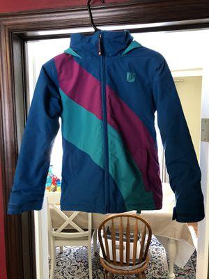 Girls Burton Youth snowboarding jacket for Sale in Chadwicks, NY